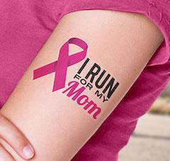 charitativní využití a výhody dočasného tetování